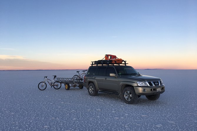 2 Days bicycle tour on the salt flat. photo 33