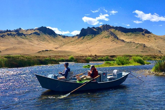 Montana Fly Fishing Jet Boat Full Day Experience
