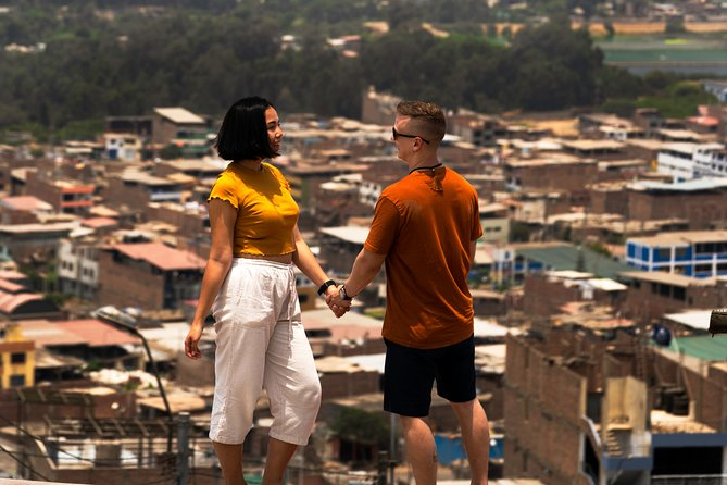 Lima Reality Tour: Shanty Town + City Tour (Lunch Included)