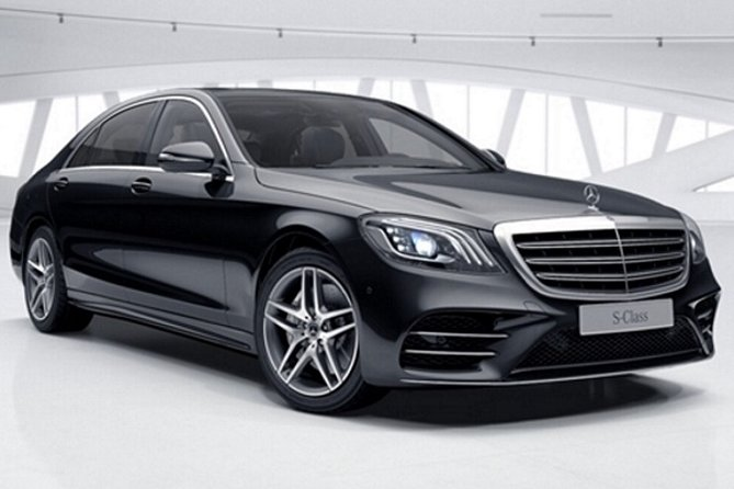 Bristol Airport Transfers: Bristol Airport BRS to Bristol City in Luxury Car