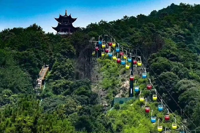 Private Day Tour to Mount Yunmen from Guangzhou