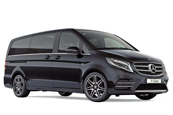 Baku Airport Transfers : Heydar Aliyev Airport GYD to Baku City in Business Van