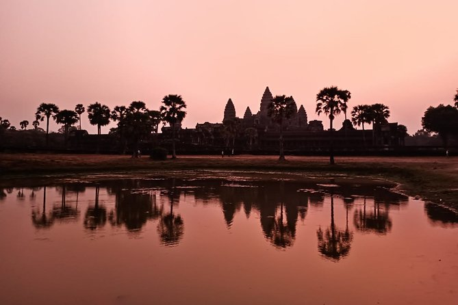 Private Half Day: Angkor Wat With Sunrise