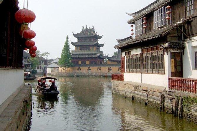 Private Tour: Zhujiajiao Water Village Half Day Tour