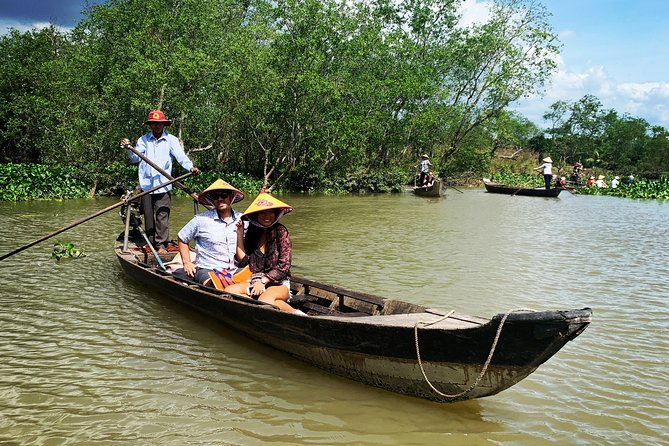 Visit Mekong River Delta Cai Be Floating Market | Deluxe Maximum 10 Guests Group