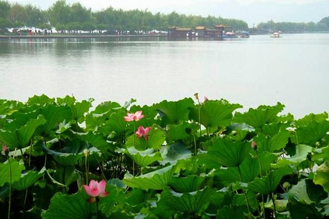Private Tour: Hangzhou Heaven on Earth Day Excursion including West Lake Cruise