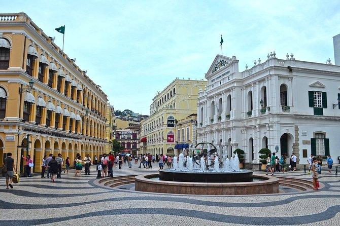 Macau Life Style Tour - LINE A