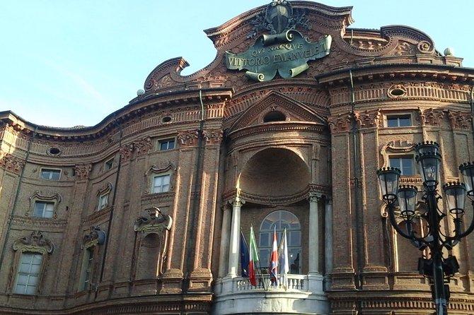 Turin walking tour