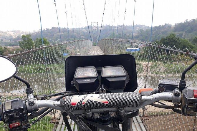 Kathmandu:An adventurous Moterbike trip to Sisneri Natural Swimming Pool