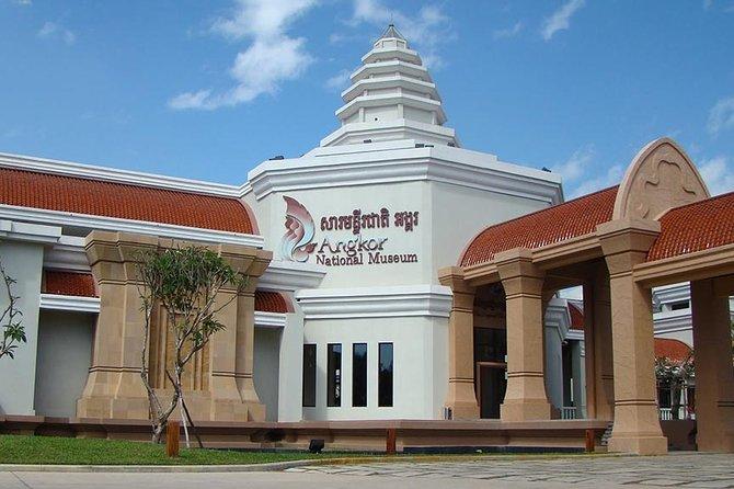 Siem Reap City Tour inkludert Apsara Dance Performance