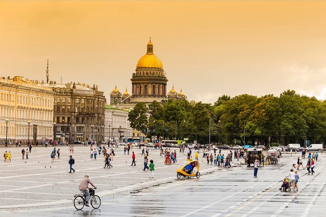 St Petersburg City Tour with Hermitage and Impressionists
