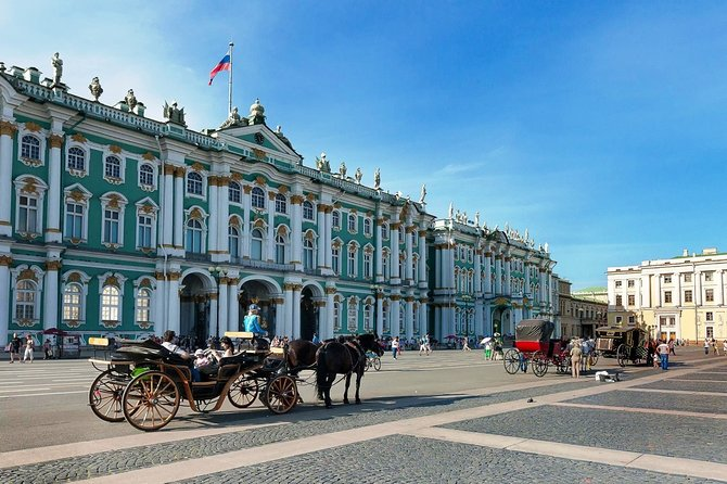 The Winter Palace (The Hermitage)