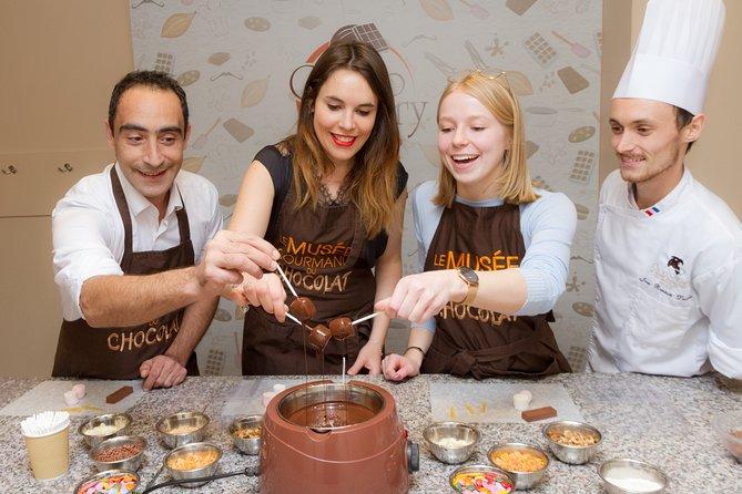 Colmar: Chocolate creation workshop at Choco-Story