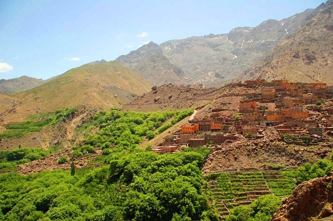 Berber Life Experience In The Atlas Mountains Day Tour From Marrakech