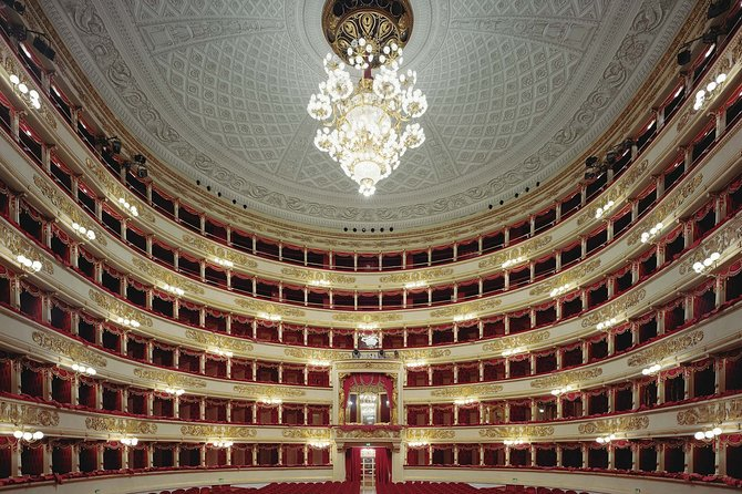 Inside La Scala Opera House and Museum - Virtual Tour