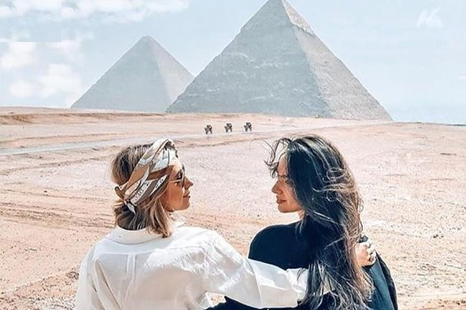 Pyramids and Egyptian Museum day tour
