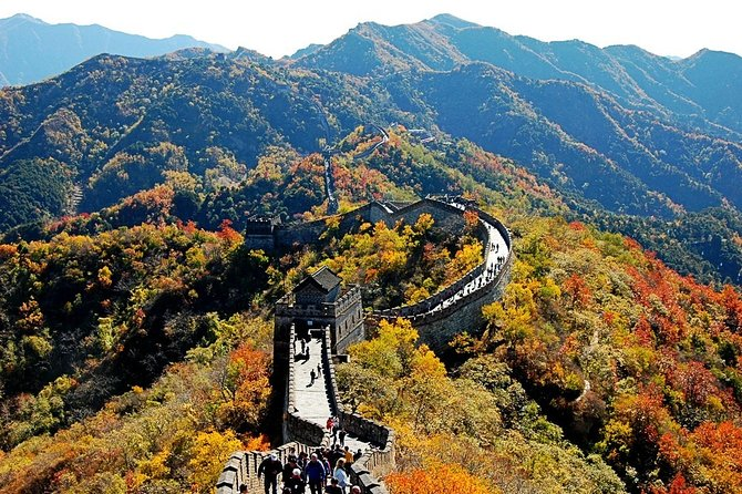 Great Wall of China Private Day Tour from Wuxi by Plane