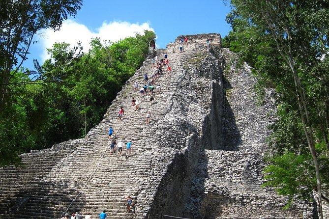 Tour 4x1 Tulum, Coba, Cenote & Playa del Carmen VIP