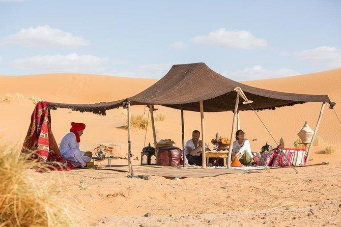 4 Days desert round trip from Marrakesh