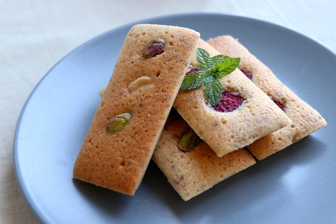 Live from Paris: Learn to Bake Financiers - Traditional French Cakes