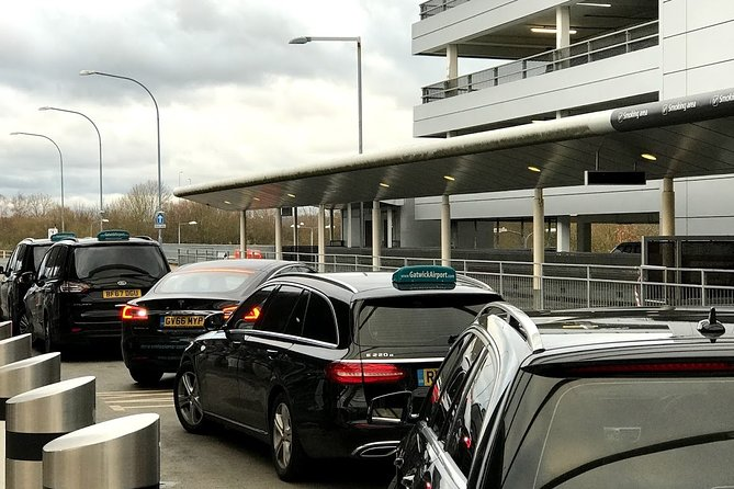Gatwick Airport Private Transfers to/from London (Postcode SW1 to SW4)
