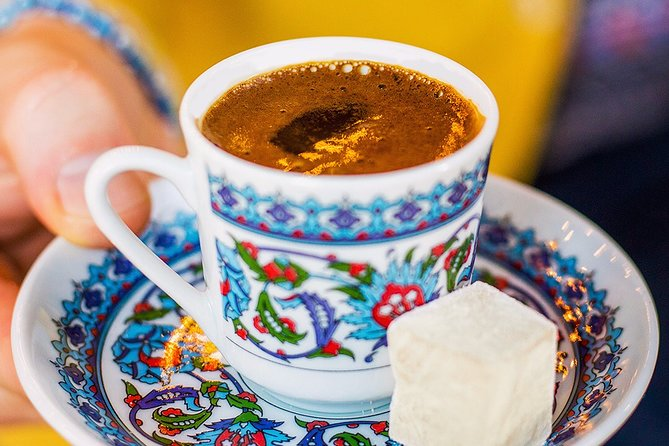 Live from New York: Turkish Coffee Fortune Reading - As Seen on CNN