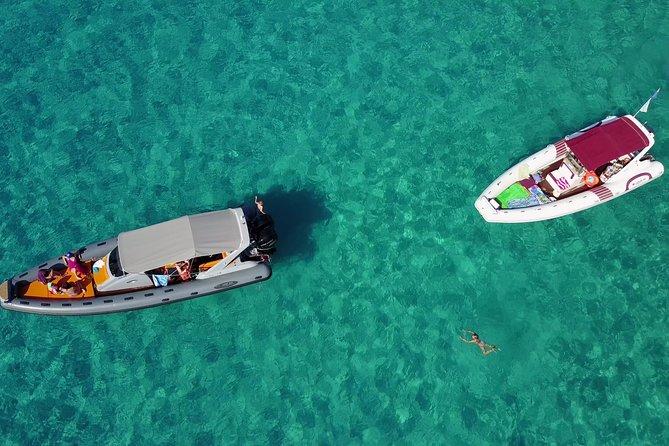 Boat Adventure Tour - Half day from Tropea to Capo Vaticano - Boat CovidFree