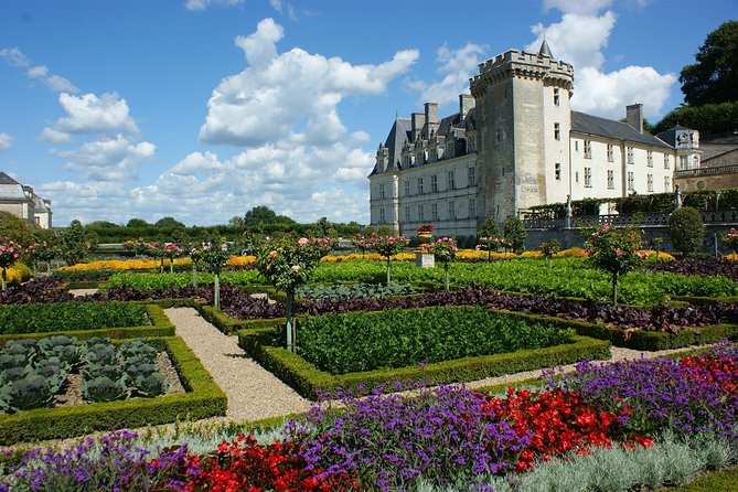 Private tour of Loire Valley Castles: Villandry, Azay, Langeais