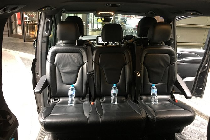 Gatwick Airport Private Transfers to/from London (Postcode W8 to W14)