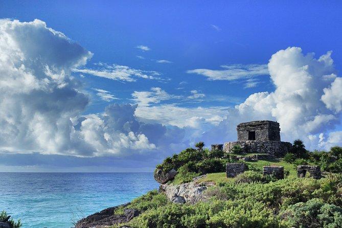 Tour Four in One - Coba, Tulum, Cenote & Playa del Carmen VIP