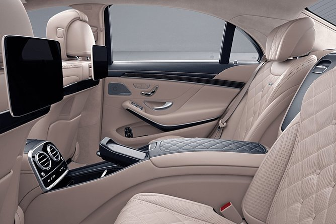 Luxury Car Mercedes S Class