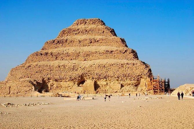 Giza Pyramids, Memphis and Saqqara