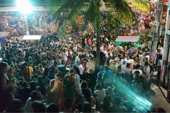 Pedra do Sal: Samba Party & Caipirinhas with Transfer