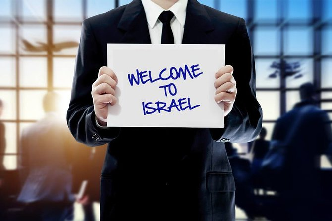 Private Tel Aviv Departure Transfer from your Hotel /Accommodation to Airport