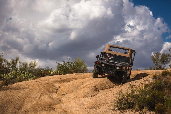 Sonoran Desert H1 Hummer Adventure