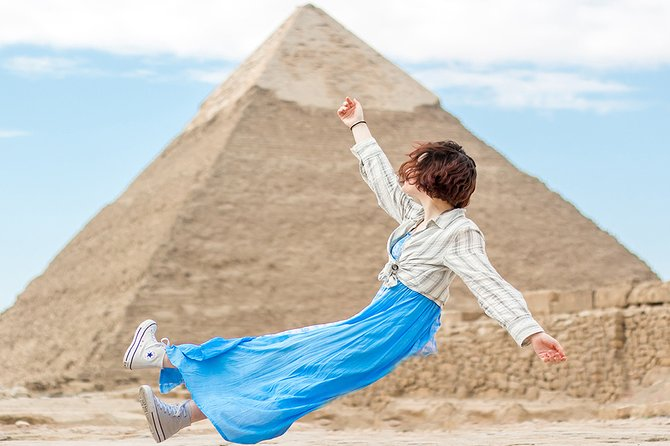 Pyramids Photo Session Tour