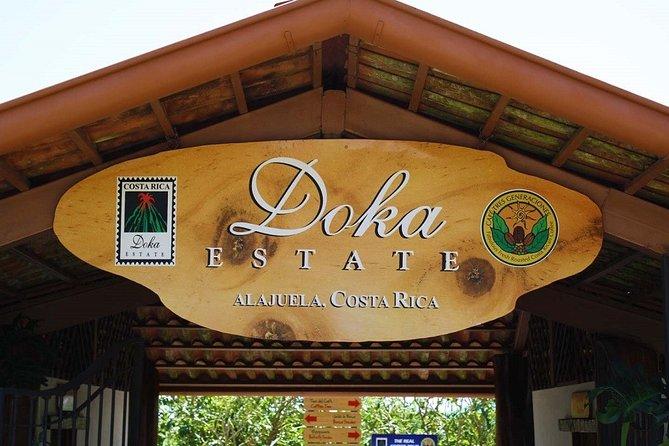 Doka Café, Poas Volcano and La Paz Waterfall Garden