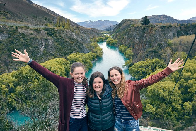 Queenstown Highlights - Half Day Tour - Arrowtown, Winery, bungy, Farm visit.