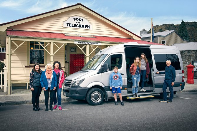 Queenstown Highlights - Half Day Tour - Arrowtown, Winery, Bungy, Local Sites