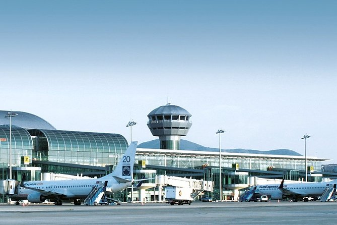 From ADB (Izmir) airport to Cesme City Center