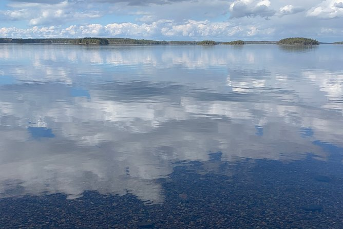 Visit to Lake Saimaa area in Finland