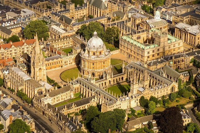 Step back in time with Oxford Private Day Tour