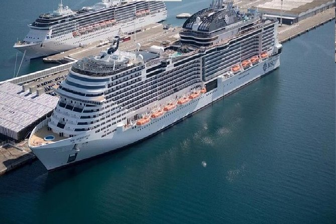 Transfer Marseille Provence Airport ↔ Cruise Port