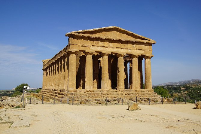 Visit Agrigento from Palermo
