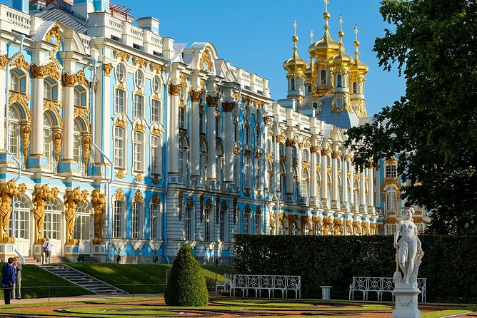 Excursion to Catherine Palace & Pavlovsk Great Palace and Parks