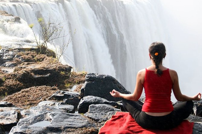 Victoria Falls Day Trip (Zambia & Zimbabwe) Combined Guided Tour Experience