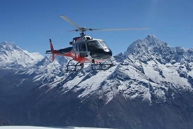 Everest Helicopter Tour- Day Tour