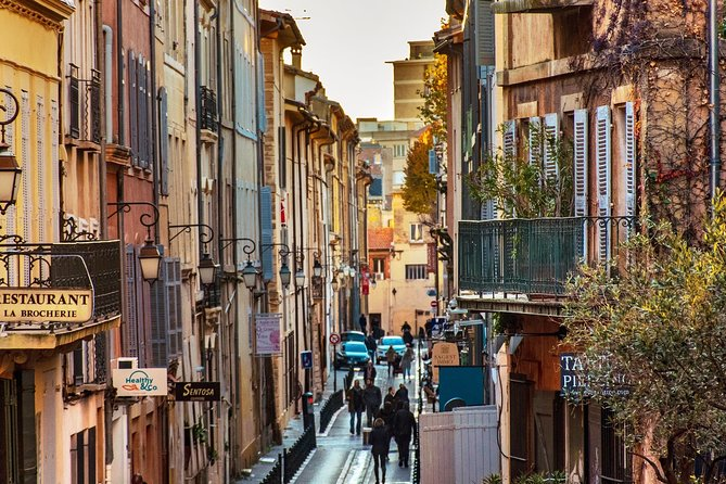Private Aix En Provence Historical & Gourmet Walks