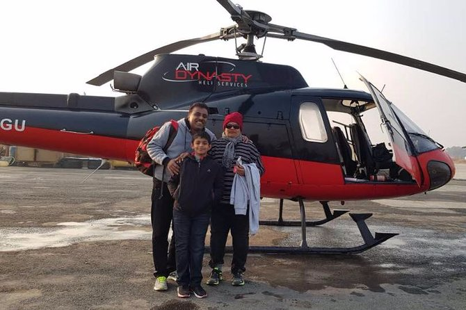 Annapurna Helicopter Tour- Day Tour