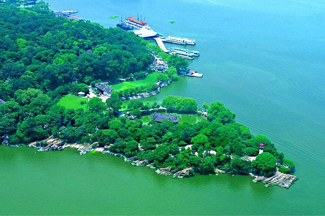 Wuxi Self-Guided Day Tour from Shanghai by Private Car